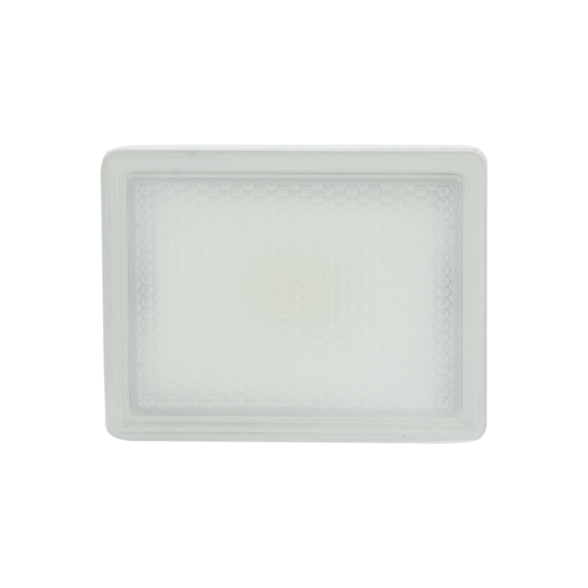 Adjustable LED wall mounted projector, 800 lumens, cool white