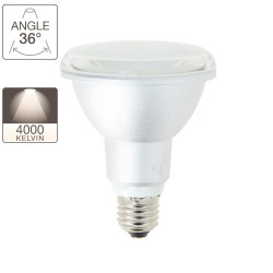 PAR30 led light bulb - E27 base - classic