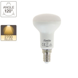 R50 LED light bulb - E14 base - classic