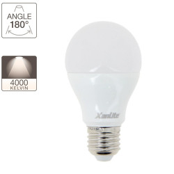LED light bulb A60 - E27 base - classic