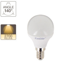 P45 LED light bulb - E14 base - classic