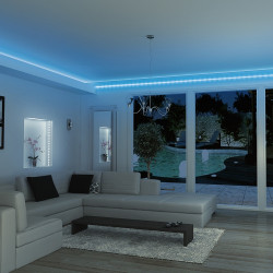 LED Extension Strip 5 m blue