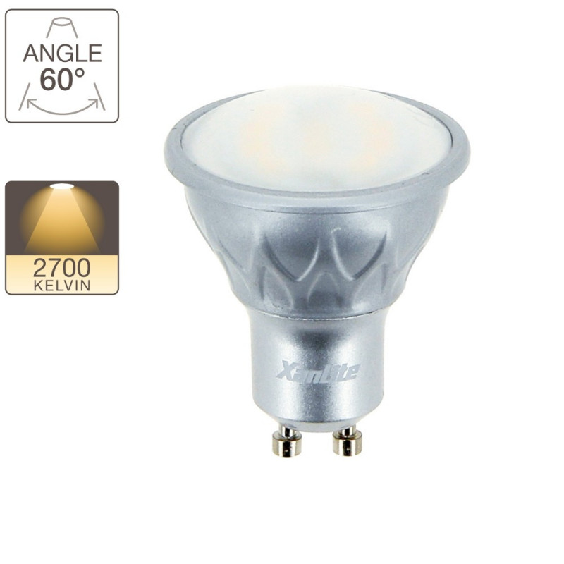 led spotlight bulb gu10 base classic xanlite store. Black Bedroom Furniture Sets. Home Design Ideas