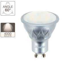 LED Spotlight bulb - GU10 base - classic