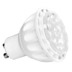LED Spotlight - GU10 base - adjustable angle
