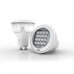 LED Spotlight - GU10 base - 230 lumens