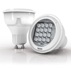 LED Spotlight - GU10 base - dimmable