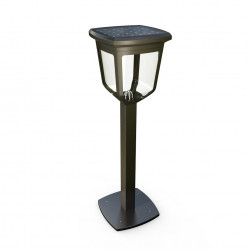 KAPPA Solar powered bollard for ground fixing 200 lumens