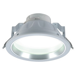 Round LED downlight - 1400 lumens