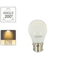 LED light bulb P45 - B22 base - classic