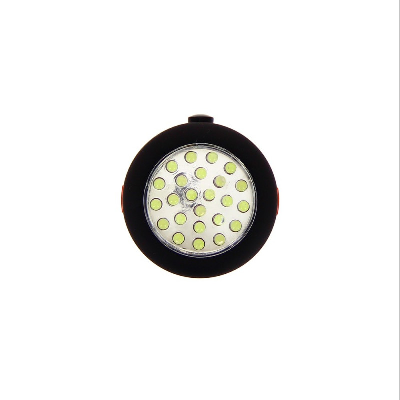 Mini torche 24 LED - 50 Lumens - compacte