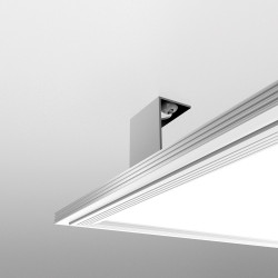 Rectangular ceiling light - 3000 lumens - Ultra flat