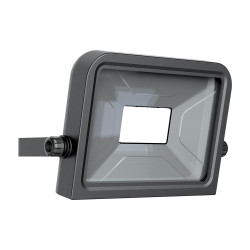 Flat wall mounted floodlight - 1300 lumens - white light and RGB