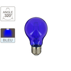 LED light bulb A60 - E27 base - retro-LED