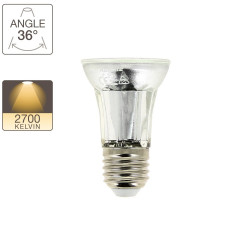 LED spotlight bulb - E27 base - classic