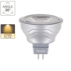 LED spotlight bulb - GU5.3 base - classic