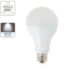 LED globe A60, E27 base, classic