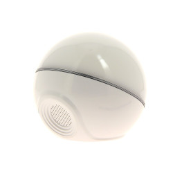 LED light sphere with Bluetooth connectable enclosure