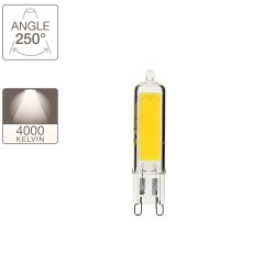 RetroLED bulb, E27 base, 11.8W cons. (100W eq.), neutral white light