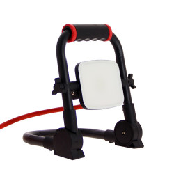 Wired floodlight - 700 lumens - ultra flat