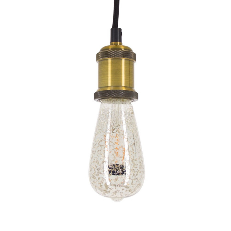 Ampoule LED ST64 - culot E27 - vintage antique