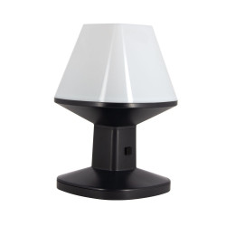 BIANCA solar powered table lamp