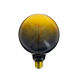 "LED decorative bulb ""Sunset"", E27 base, 4W consumer, warm white light"