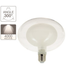 Ampoule LED double verre E27