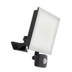 Wall LED floodlight - 4000 lumens - motion detector